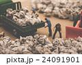 業者 産業廃棄物 ミニチュアの写真 24091901