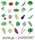 野菜イラストセット アイコン 24093367