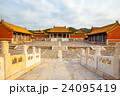 Eastern Qing Mausoleums scenery-Cian Mausoleum  24095419