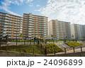 マンション 住宅街 団地の写真 24096899