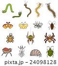 害虫 24098128