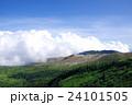 渋峠 志賀高原 山の写真 24101505