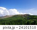 渋峠 志賀高原 山の写真 24101510