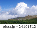 渋峠 志賀高原 山の写真 24101512