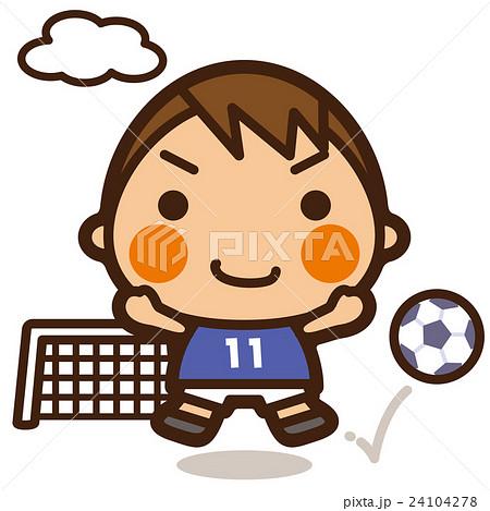 がっこうKids サッカー男子 24104278