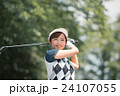 Japanese woman golfer , housewife 24107055
