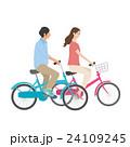 サイクリング イラスト 24109245