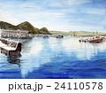 港のスケッチ 24110578
