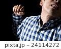 DVイメージ 若い男性 24114272