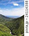 白谷雲水峡線からの眺め 24114388