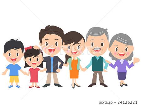 家族のつながり 24126221