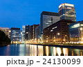 Tokyo skyline at night 24130099