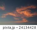 夕焼け雲 24134428