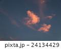 夕焼け雲 24134429