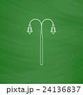 Street Light computer symbol 24136837