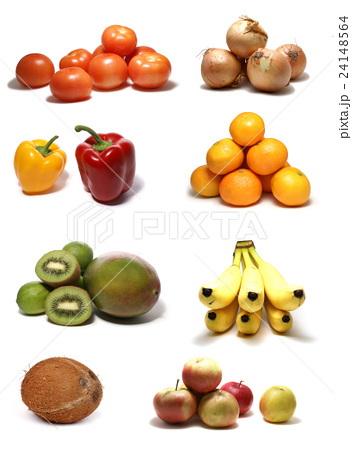 Healthy nutrition and agricultureの写真素材 [24148564] - PIXTA