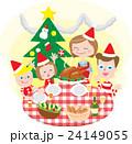 クリスマス 家族  24149055