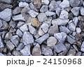 砂利石の寄せ集め 24150968