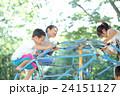 遊具 遊ぶ 子供の写真 24151127