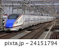 北陸新幹線 新幹線 列車の写真 24151794