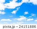 雲 空 青空の写真 24151886