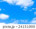 夏の空 夏の雲 梅雨あけ 24151900