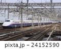 E2新幹線やまびこ+E3系新幹線つばさ 24152590