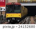 地下鉄 銀座線 交通の写真 24152680