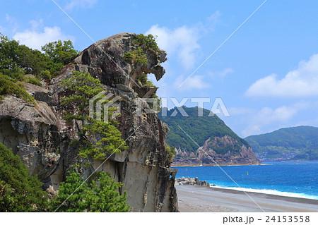 晴天の獅子岩 24153558