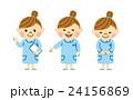 看護師 セット 女性のイラスト 24156869