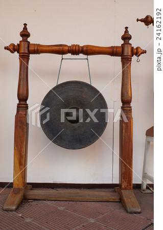 タイ王国、寺院の鐘(Bell at Temple in Thailand )の写真素材 [24162192] - PIXTA