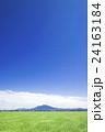 茨城県下妻市から見た夏の風景 夏の田園風景 24163184