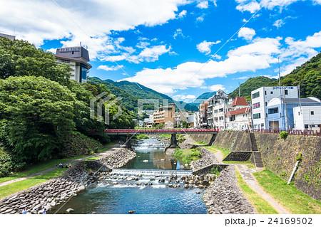 【神奈川県】箱根湯本 24169502