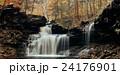 秋 自然 のどかなの写真 24176901