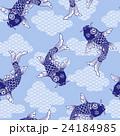 和調の鯉パターン 24184985
