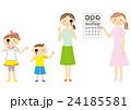 視力検査 セット 24185581