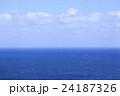 海 大海原 風景の写真 24187326