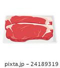 牛肉 サーロイン イラスト 24189319
