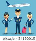 Aviation Crew Members 24190015