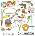 日本の古い玩具 男の子の玩具 24190339