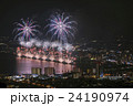 びわ湖の花火 24190974