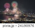 びわ湖の花火 24190976