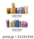 ねこ ネコ 猫のイラスト 24191348