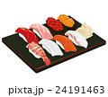 鮨 寿司 イラスト 24191463