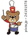 楽団 キャラクター 鼓笛 24191978