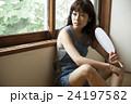 女性 ポートレート  24197582