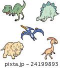 恐竜02 24199893