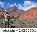 アルゼンチン、世界遺産のウマワカ渓谷 24200601