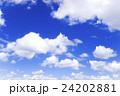 青空 空 雲の写真 24202881