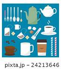 カフェ風の食器 24213646